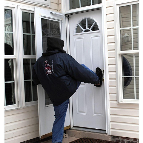 How To Secure The Front Door In Your Rental House